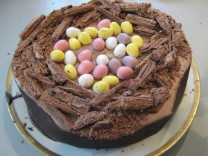 Decadent Easter Torte