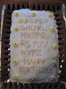 Sampler Cake